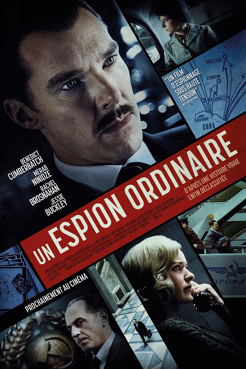 affiche du film Un espion ordinaire