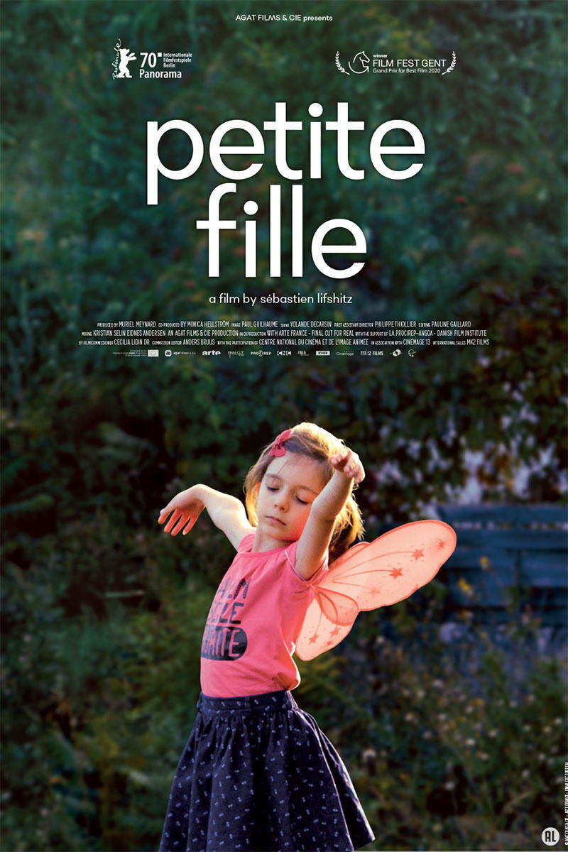 affiche du film Petite fille