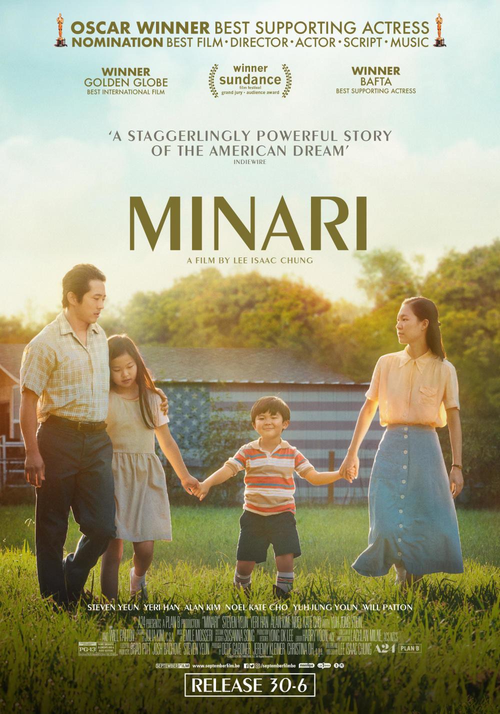 affiche du film Minari