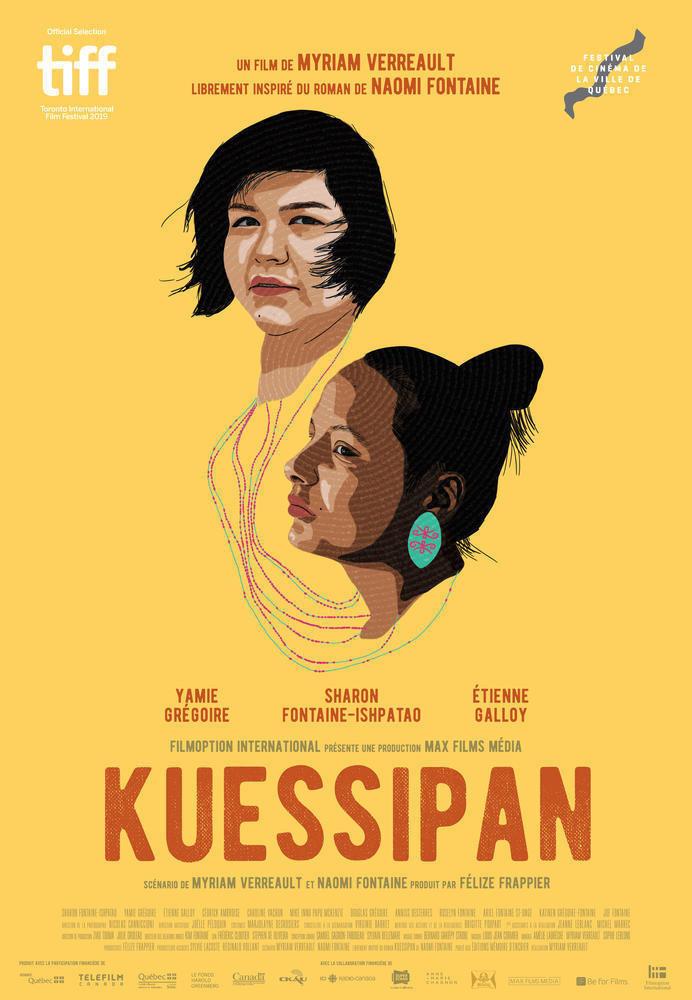 affiche du film Kuessipan
