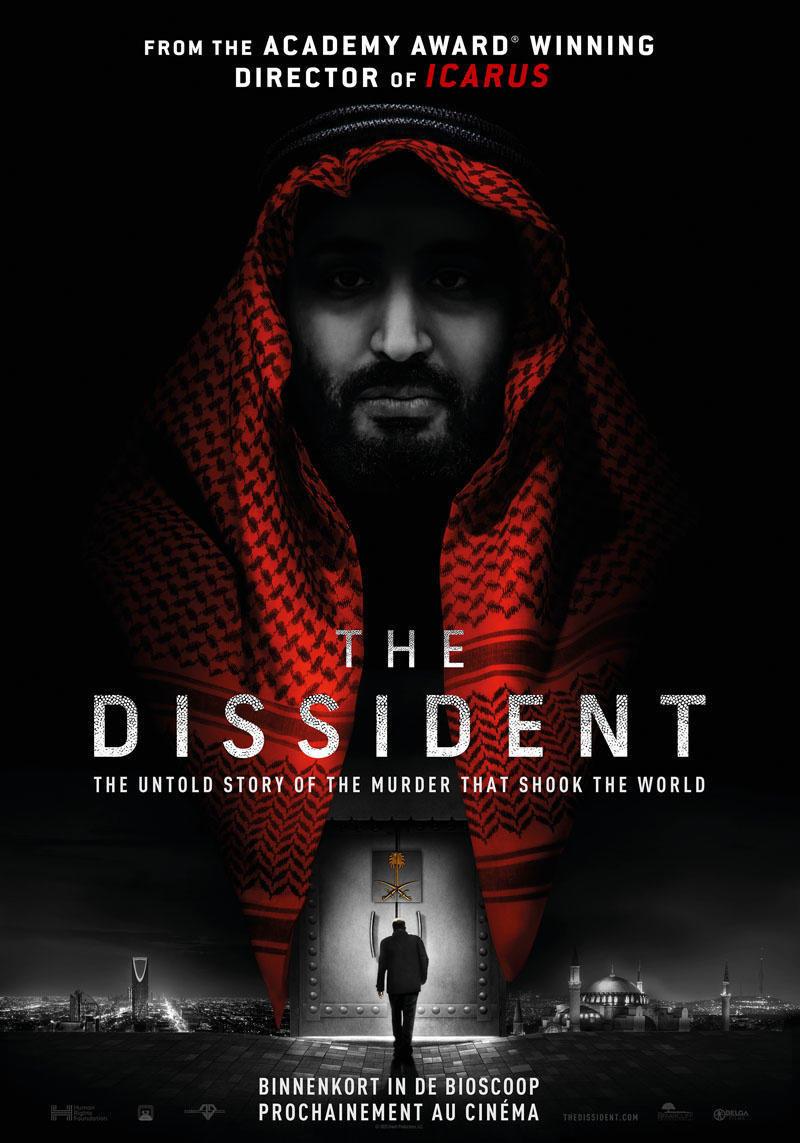 affiche du film The Dissident