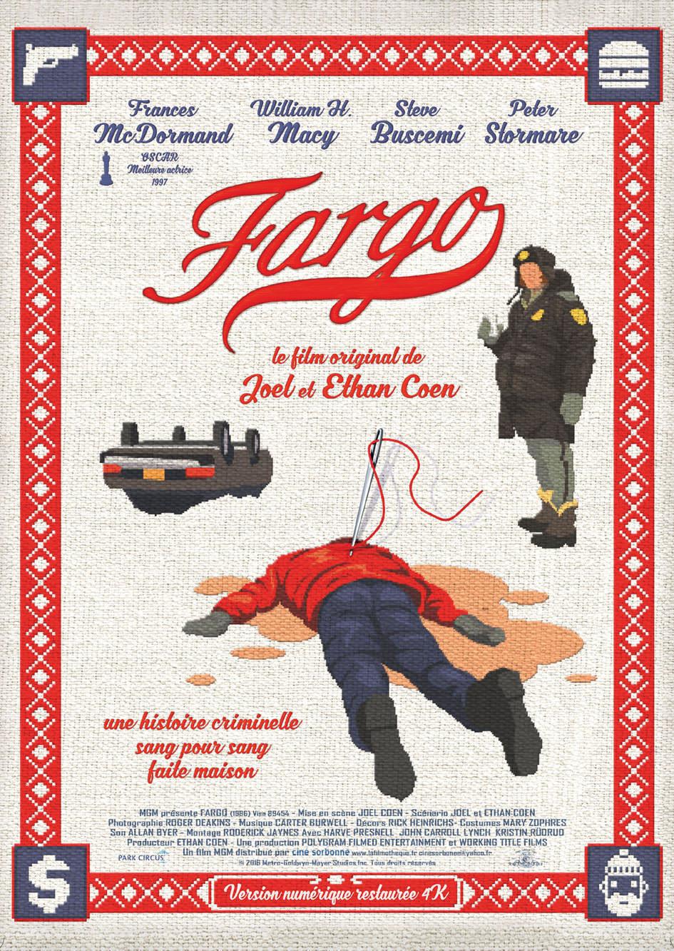 affiche du film Fargo