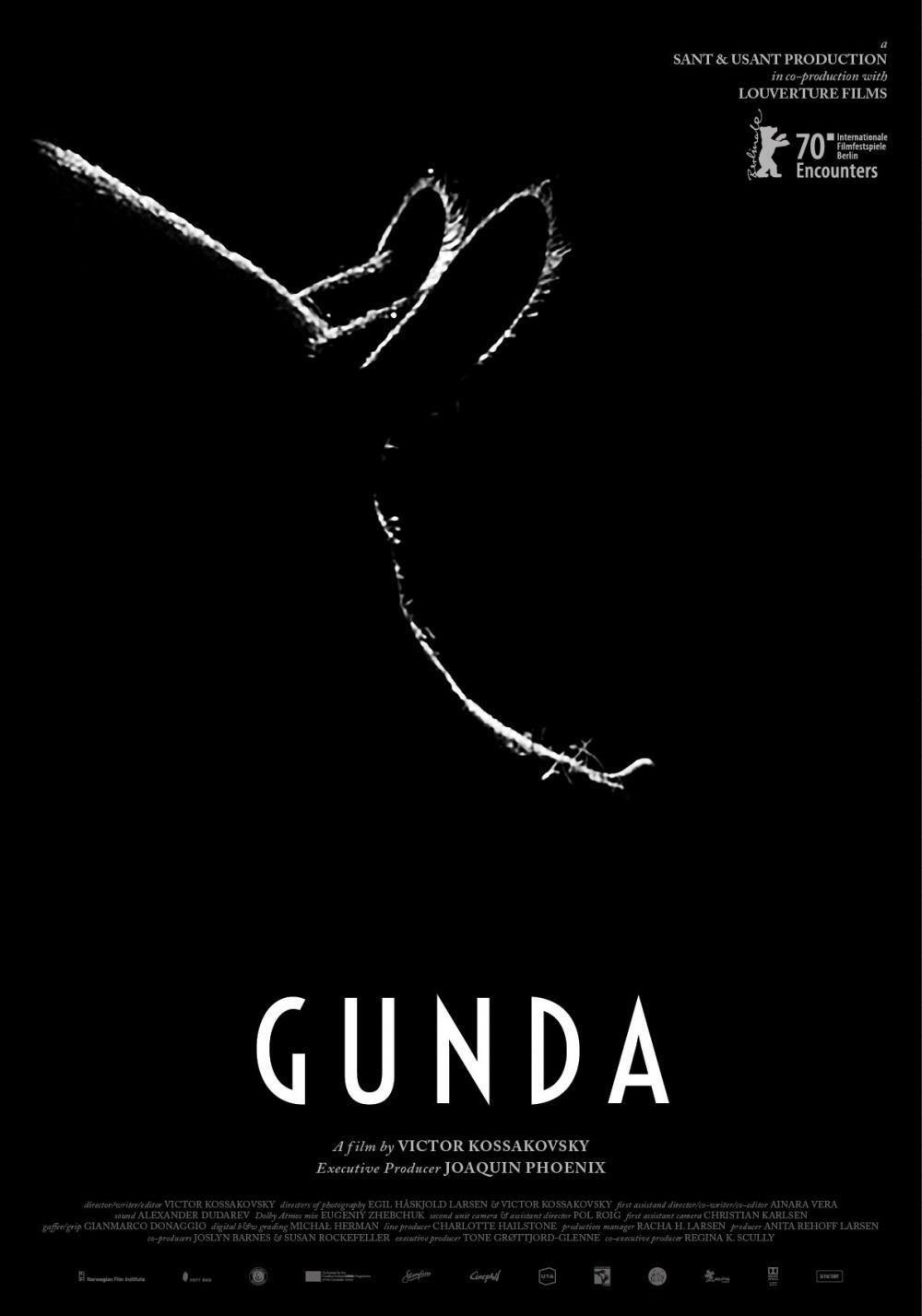 affiche du film Gunda