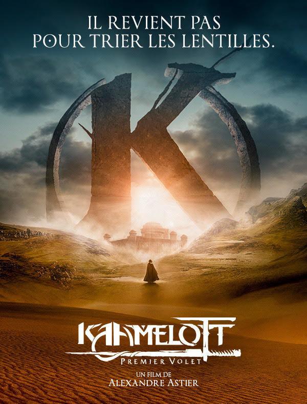 affiche du film Kaamelott - Premier volet