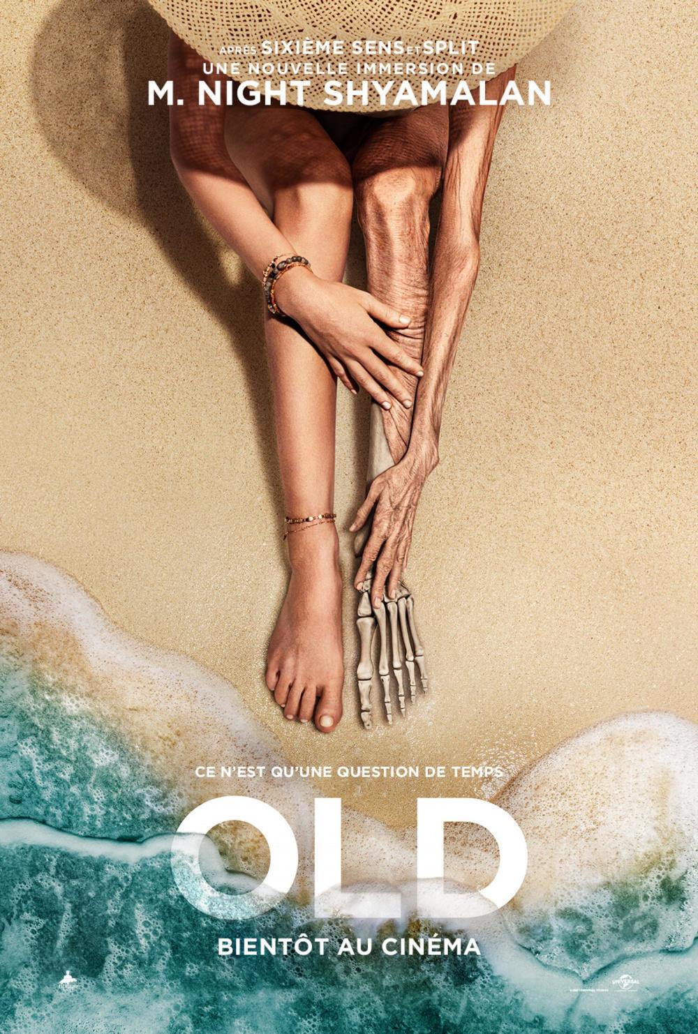 affiche du film Old