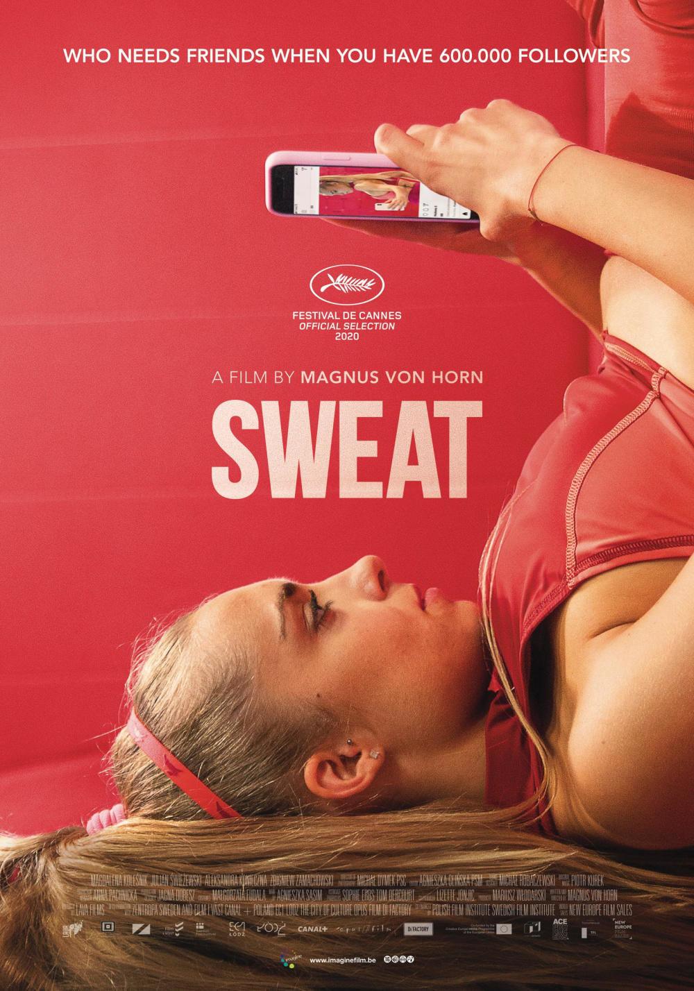 affiche du film Sweat