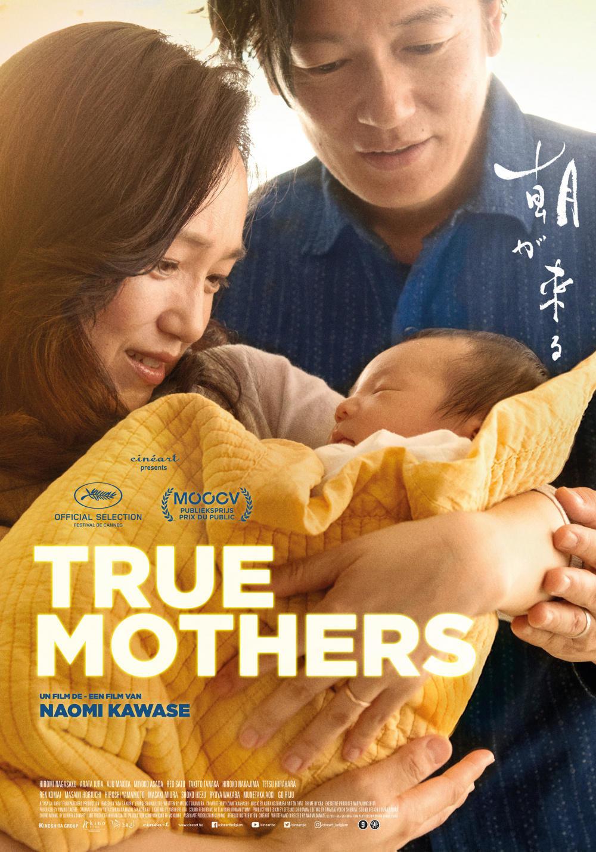 affiche du film True Mothers