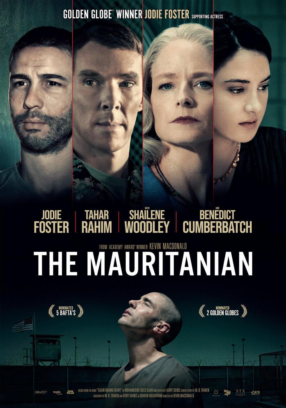 affiche du film The Mauritanian