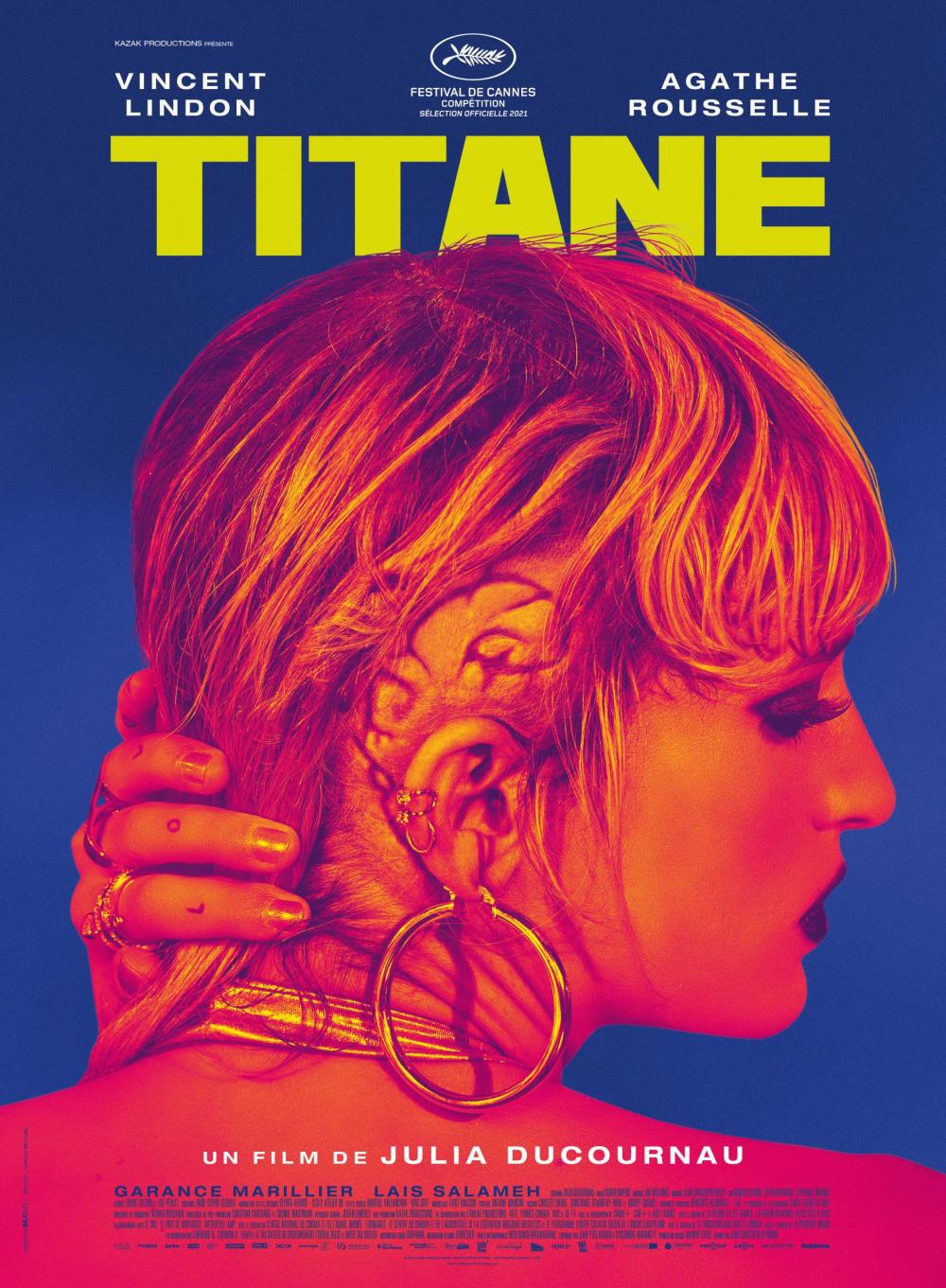 affiche du film Titane