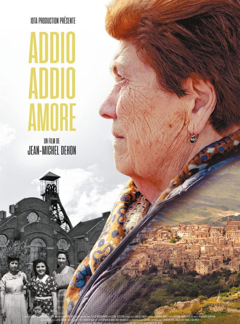 affiche du film Addio Addio Amore