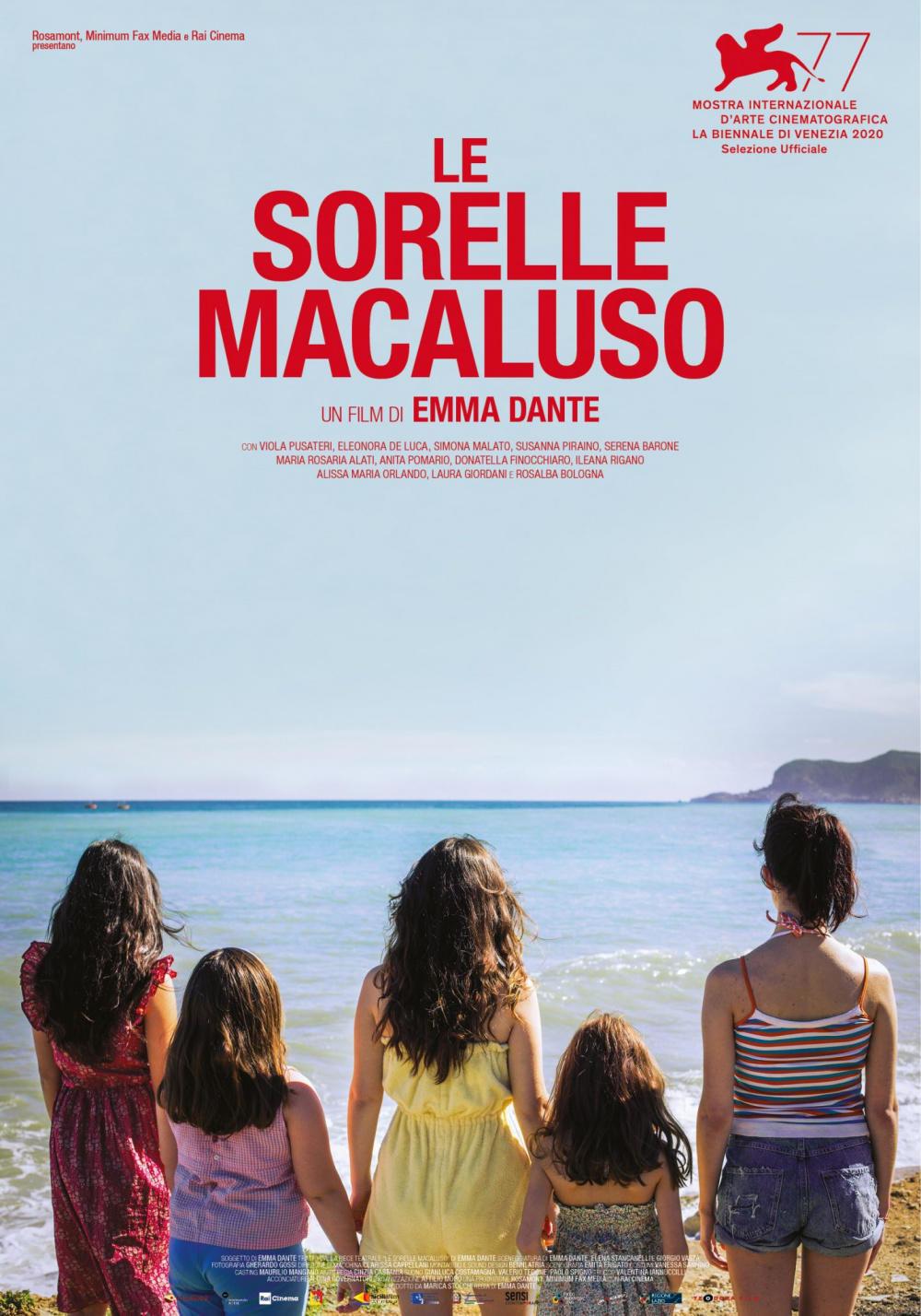 affiche du film Le sorelle Malacuso