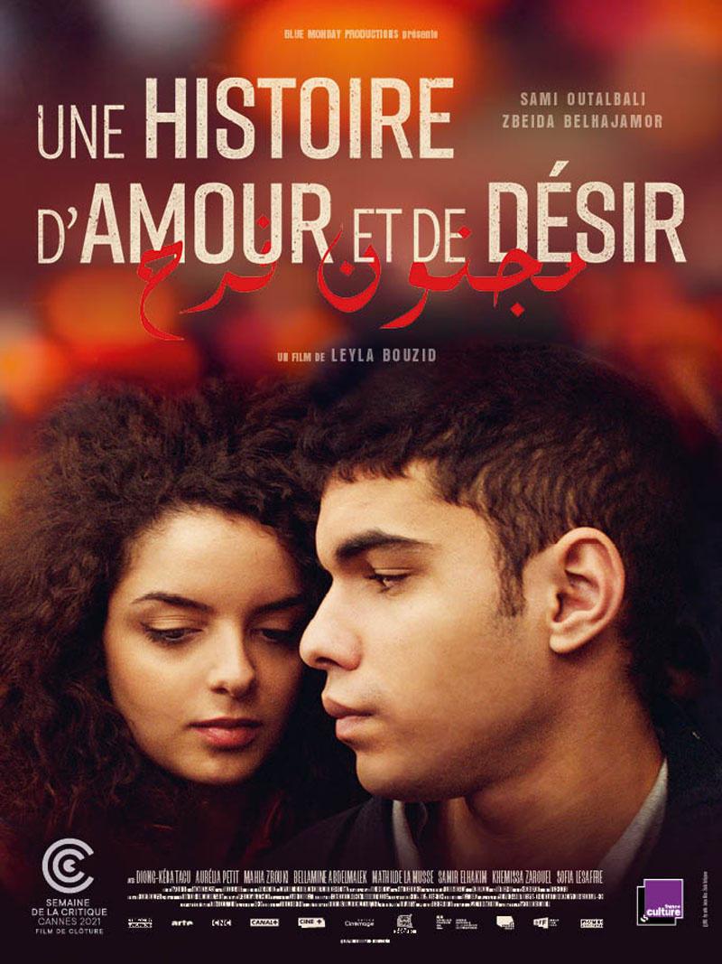 affiche du film Une histoire d'amour et de désir