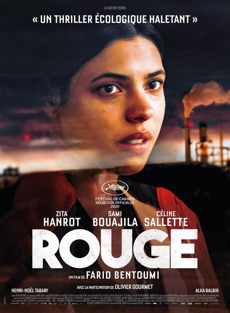 affiche du film Rouge