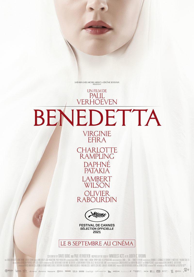 affiche du film Benedetta