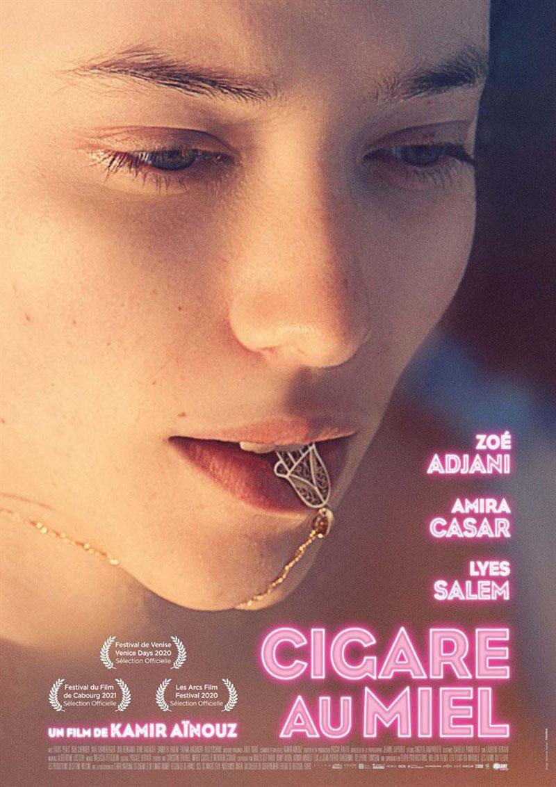 affiche du film Cigare au miel