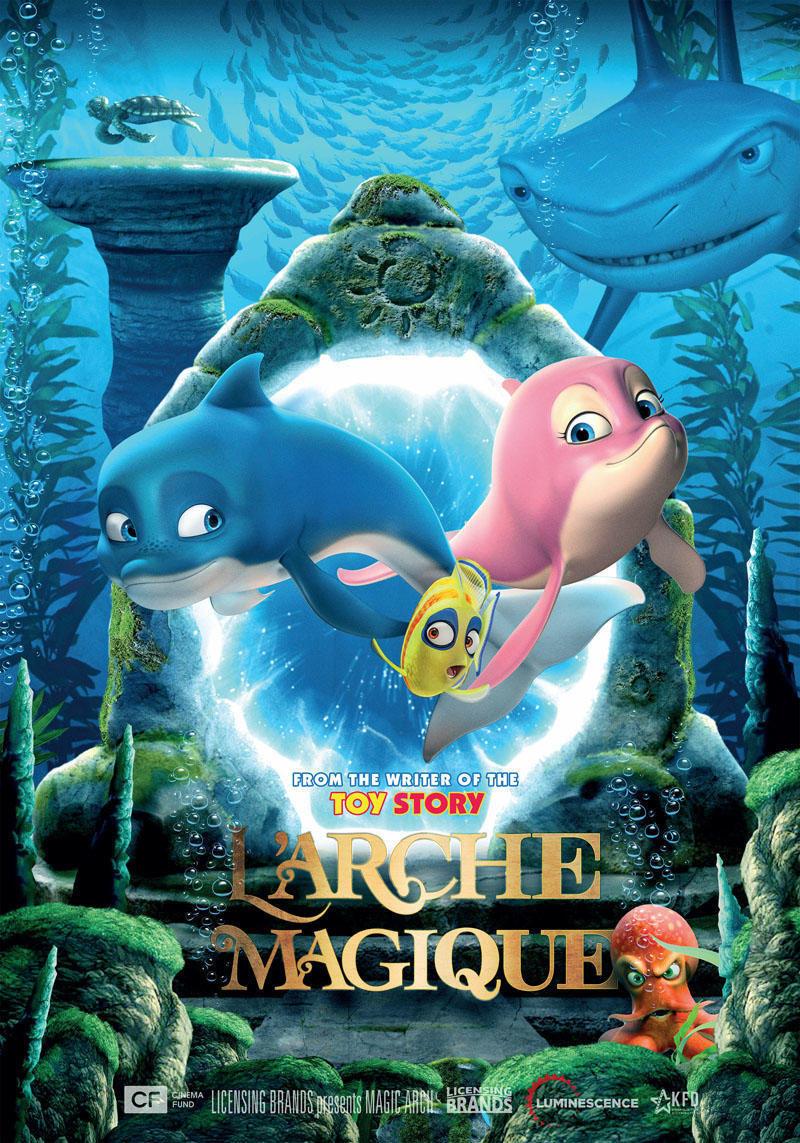 affiche du film L'arche magique