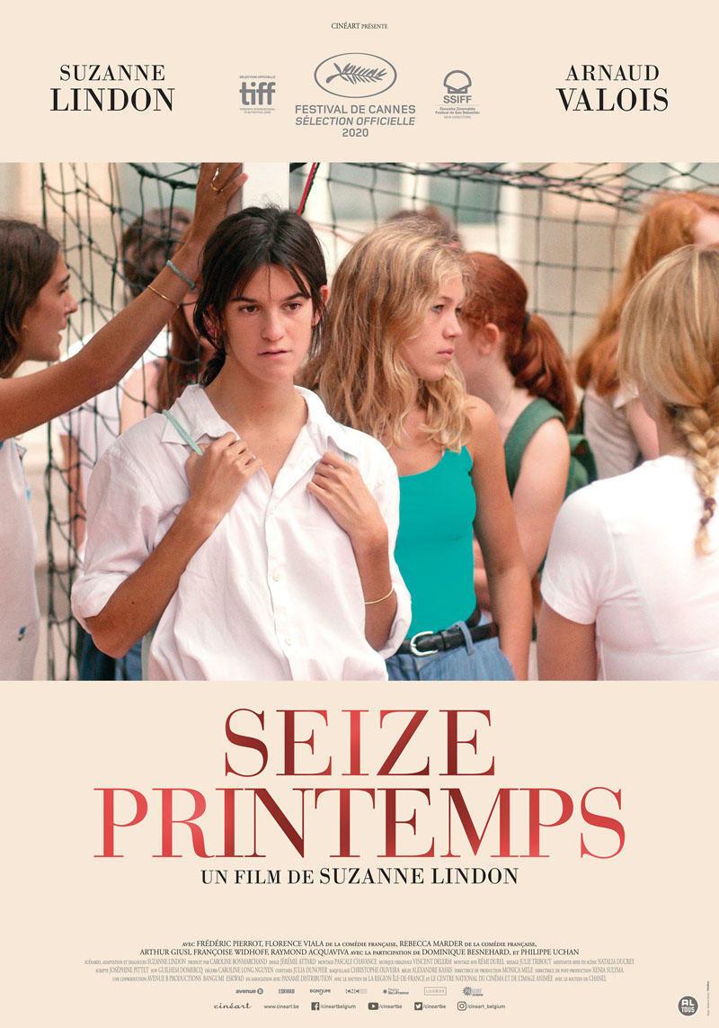 affiche du film Seize printemps