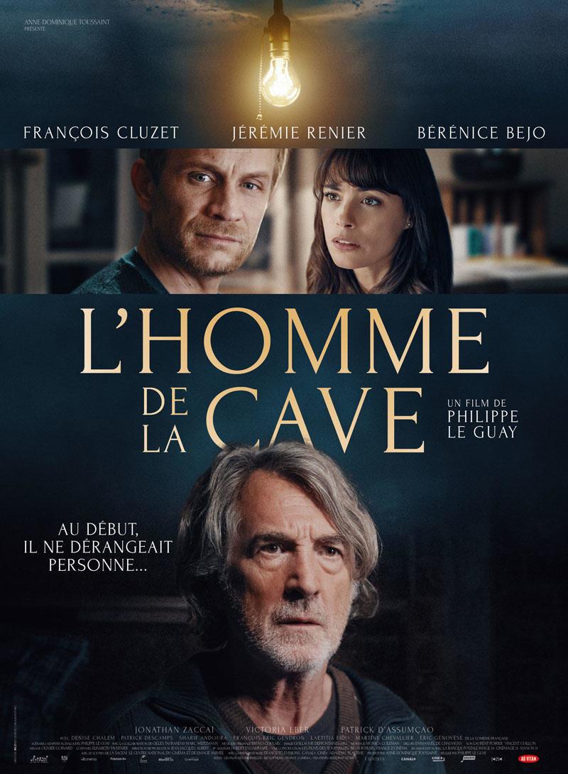 affiche du film L'Homme de la cave