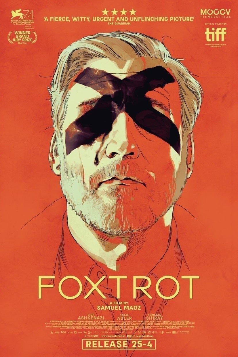 affiche du film Foxtrot