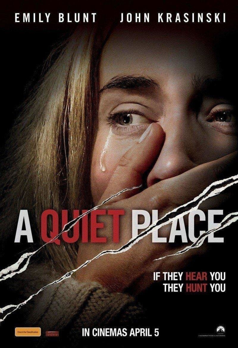 affiche du film A Quiet Place
