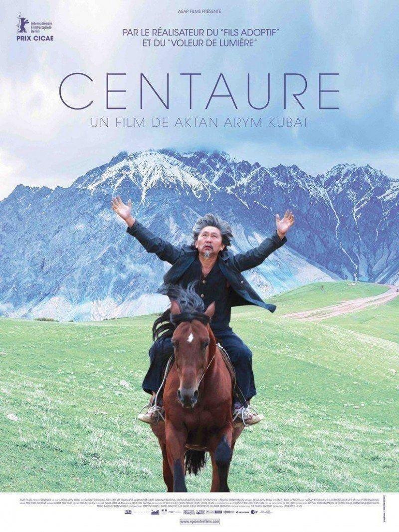 affiche du film Centaur