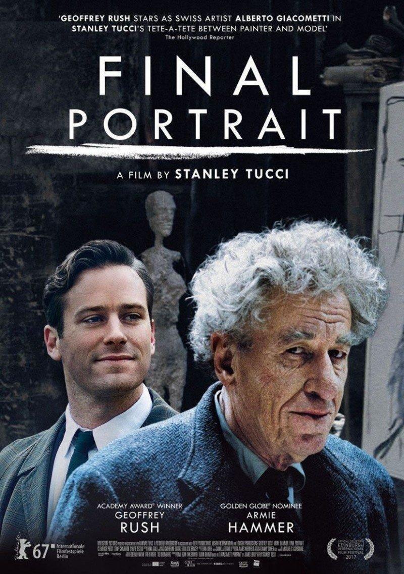 affiche du film Final Portrait