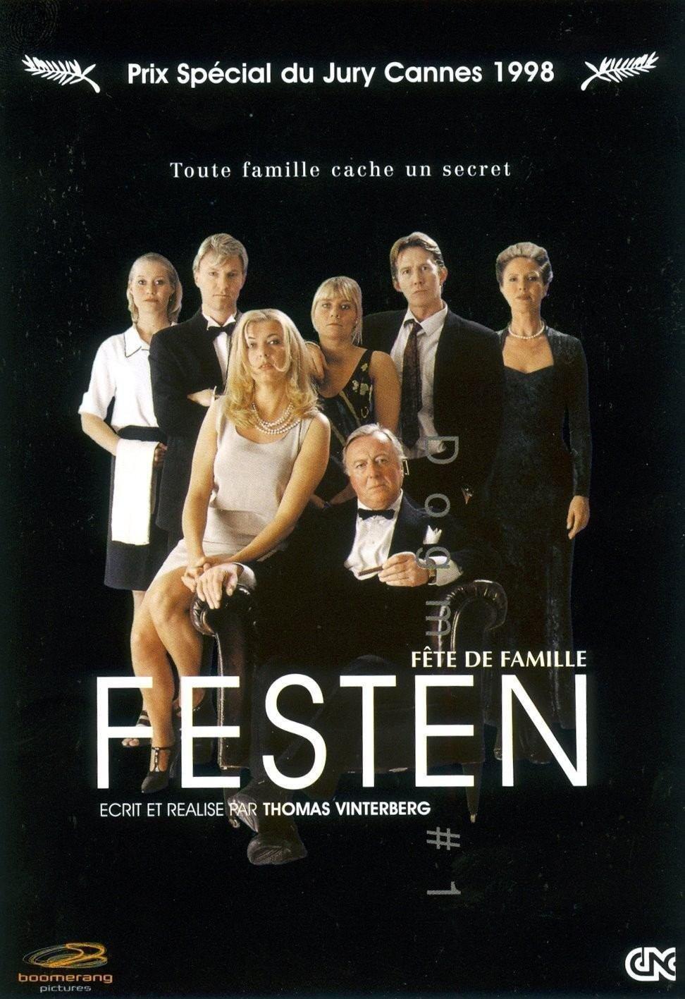 affiche du film Festen • Ciné plein air