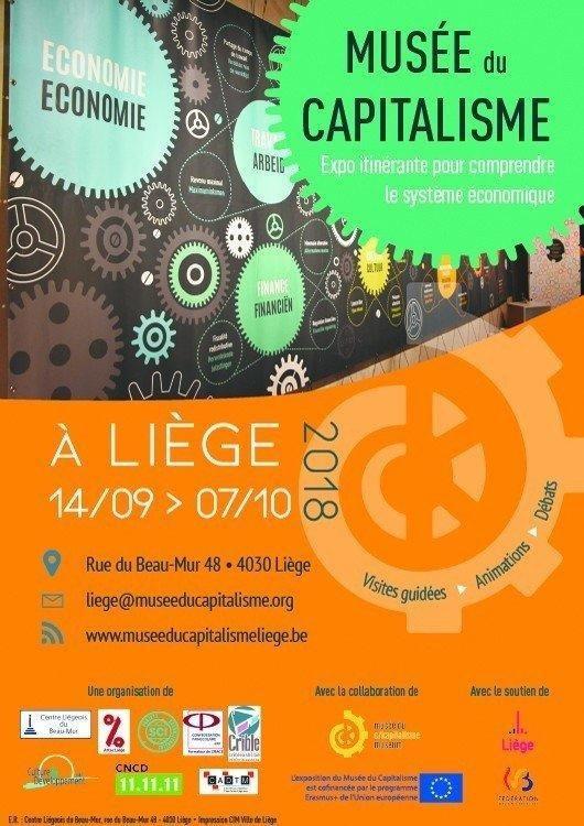 affiche du film Rêver sous le capitalisme