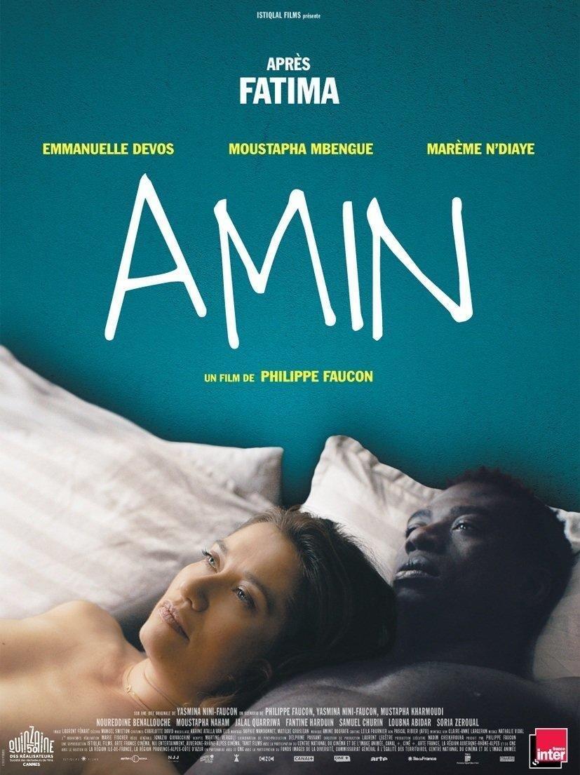 affiche du film Amin