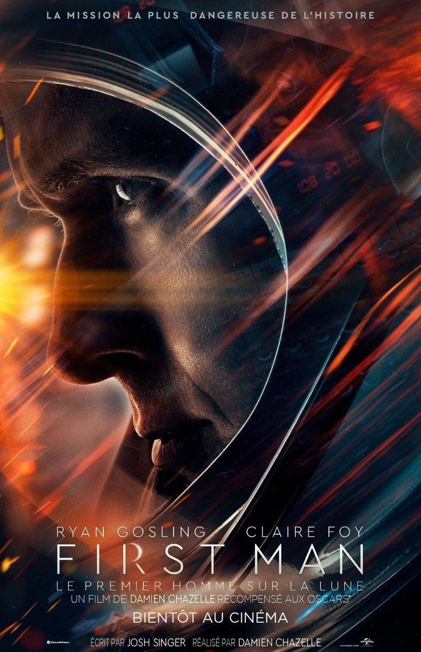 affiche du film First Man