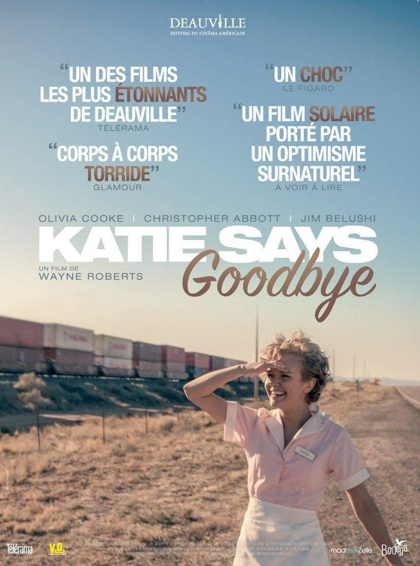 affiche du film Katie Says Goodbye
