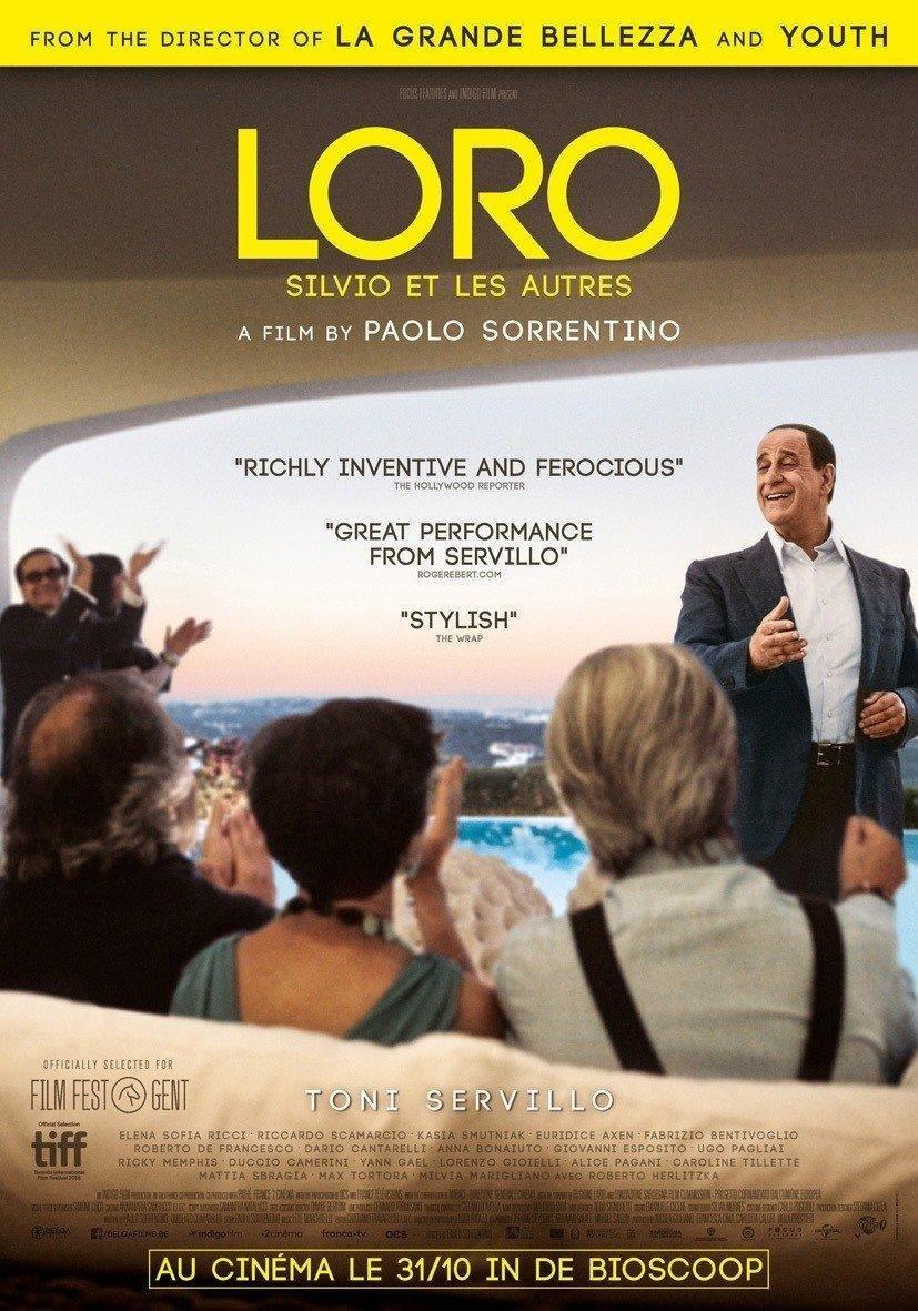 affiche du film Loro