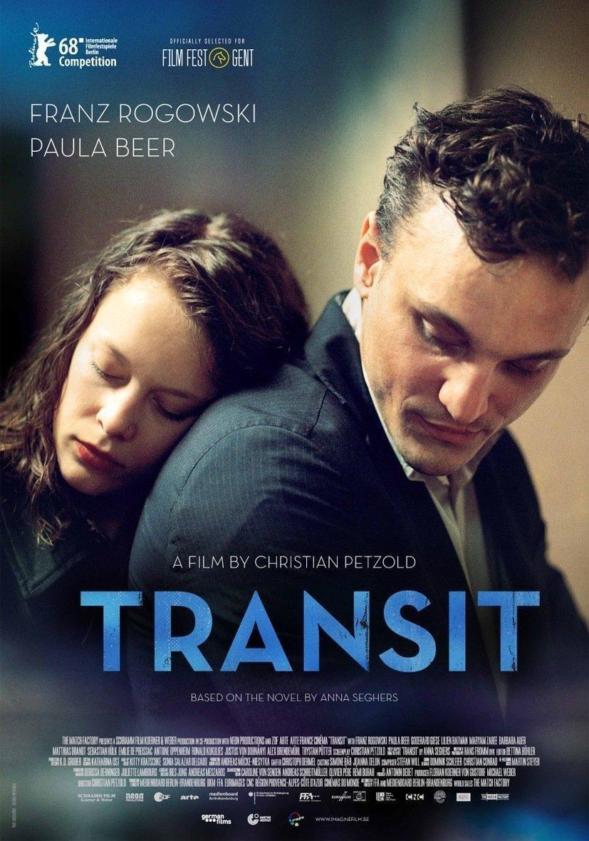 affiche du film Transit