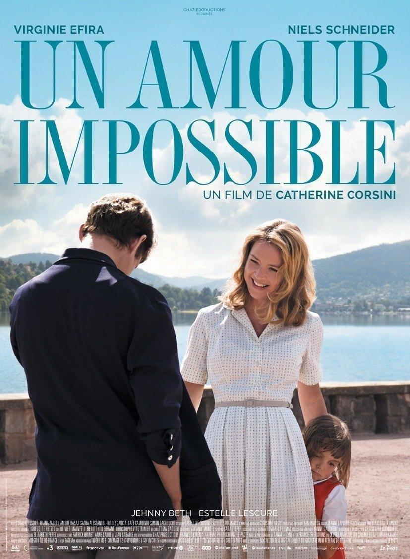 affiche du film Un amour impossible