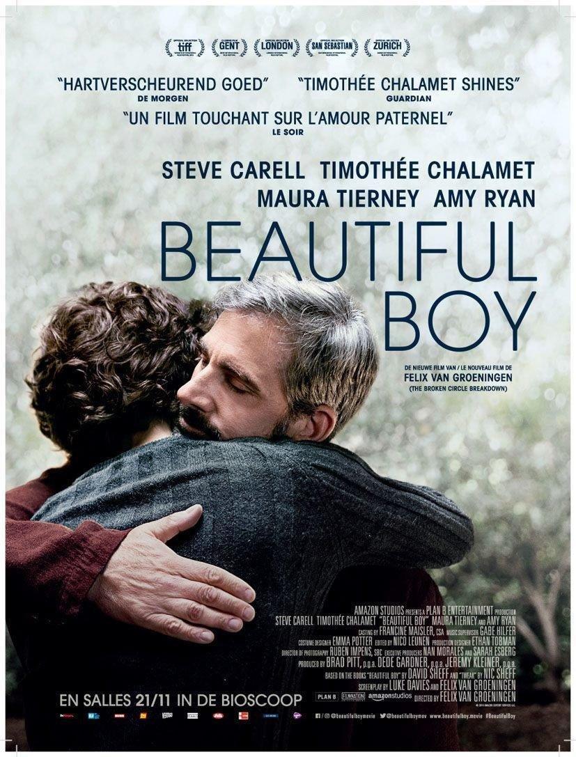 affiche du film Beautiful boy