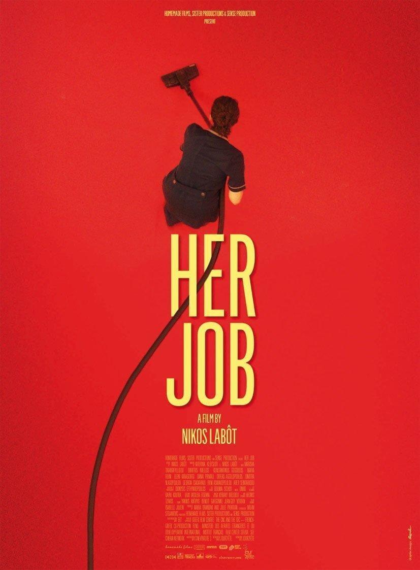 affiche du film Her job