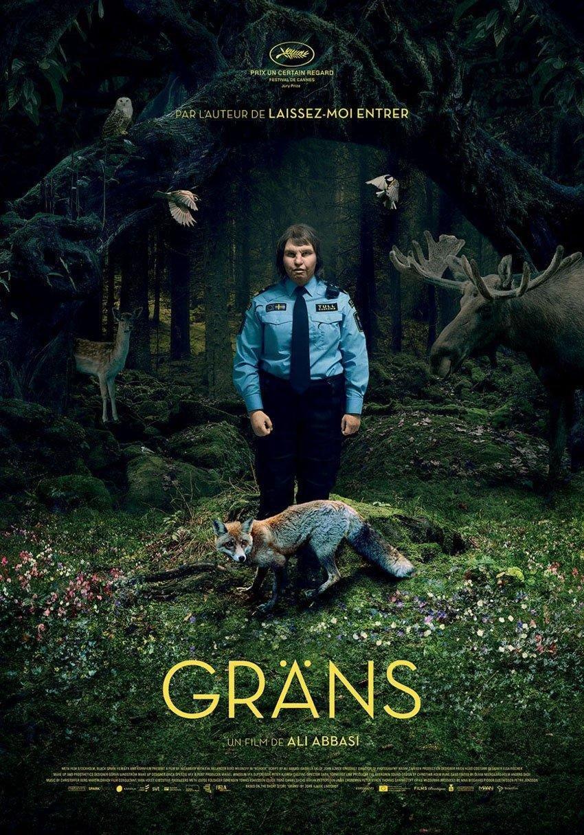 affiche du film Gräns