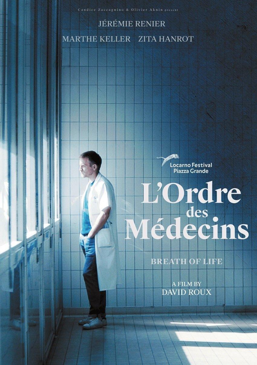 affiche du film L'ordre des médecins