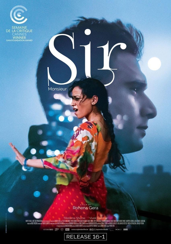 affiche du film Sir