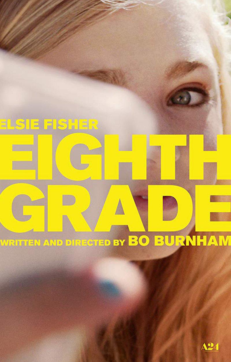 affiche du film Eighth Grade