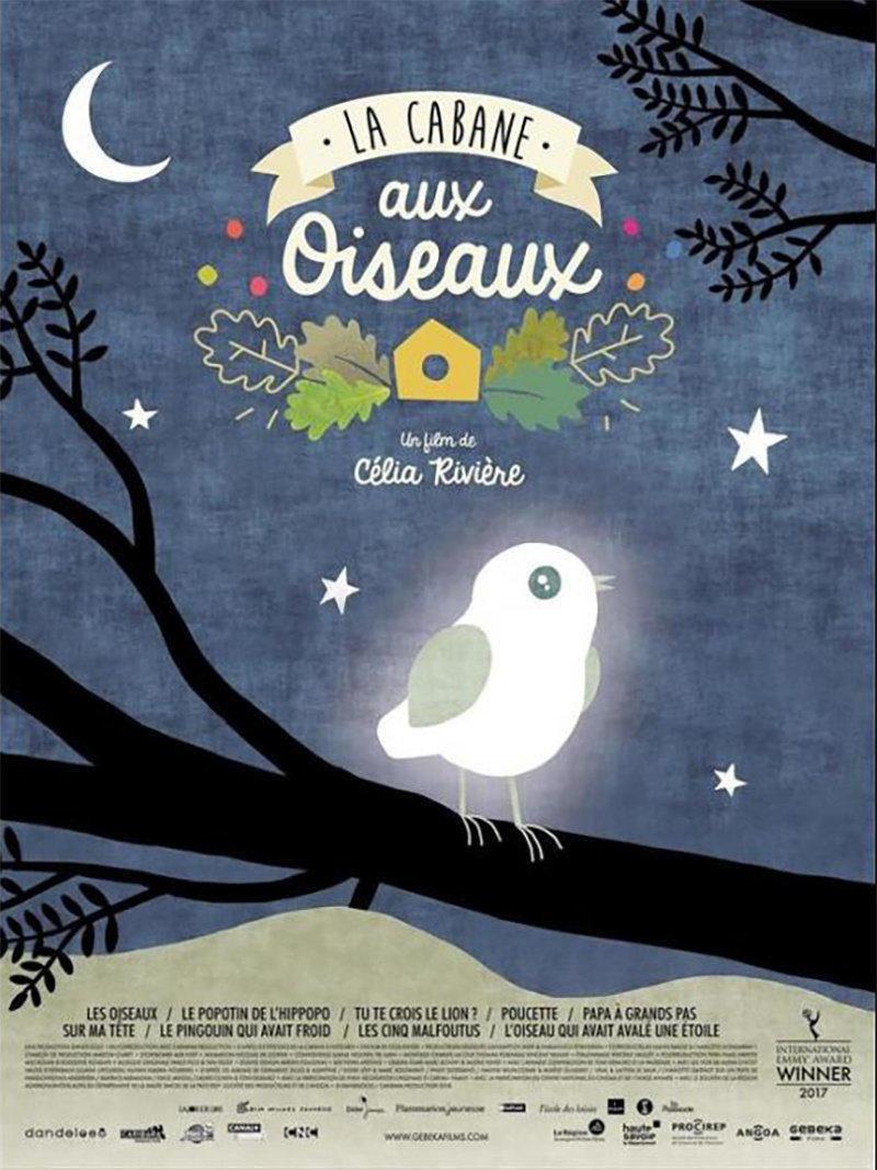 affiche du film La cabane aux oiseaux