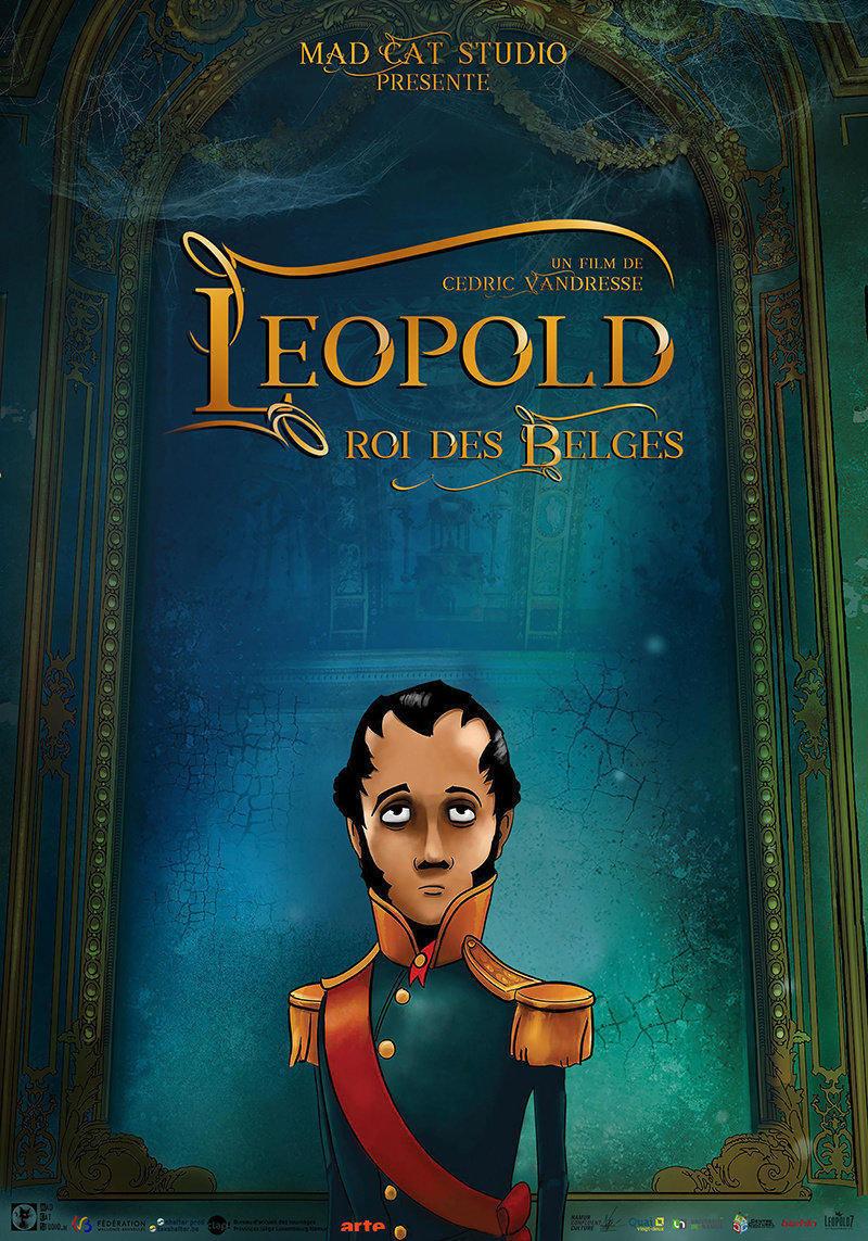affiche du film Léopold, roi des belges