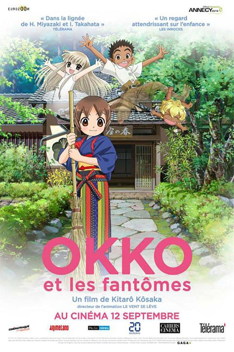 affiche du film Okko et les fantômes