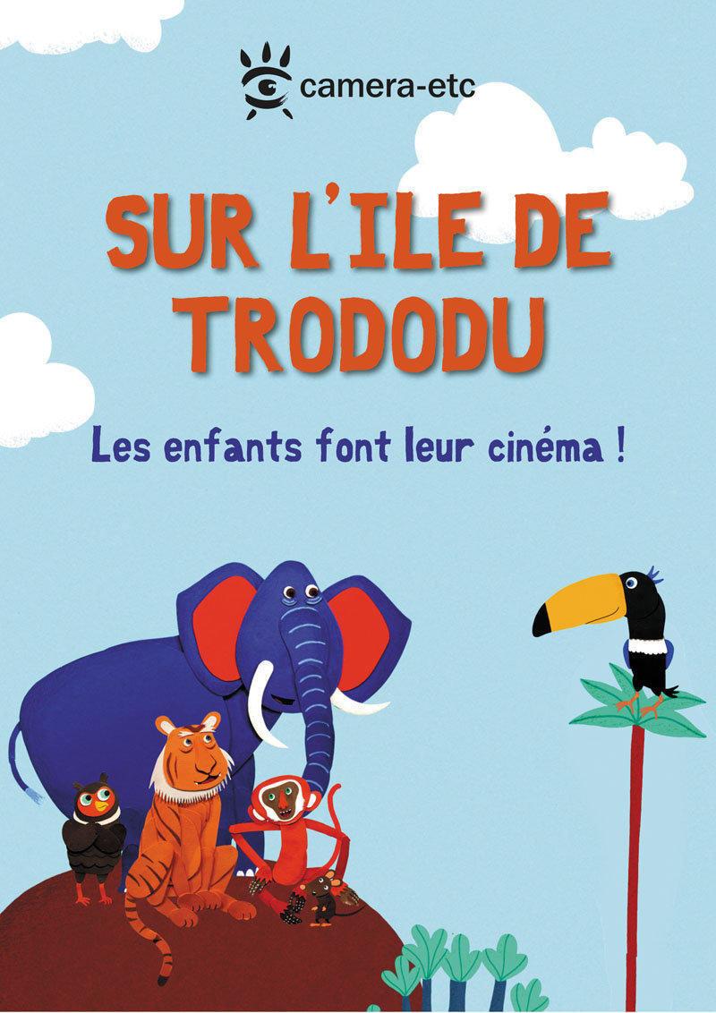 affiche du film Sur l'île de Trododu