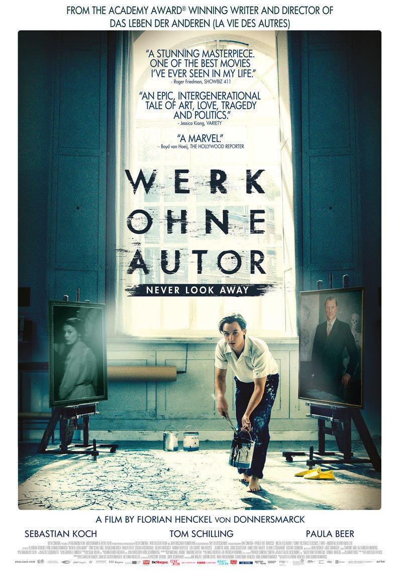 affiche du film Werk Ohne Autor
