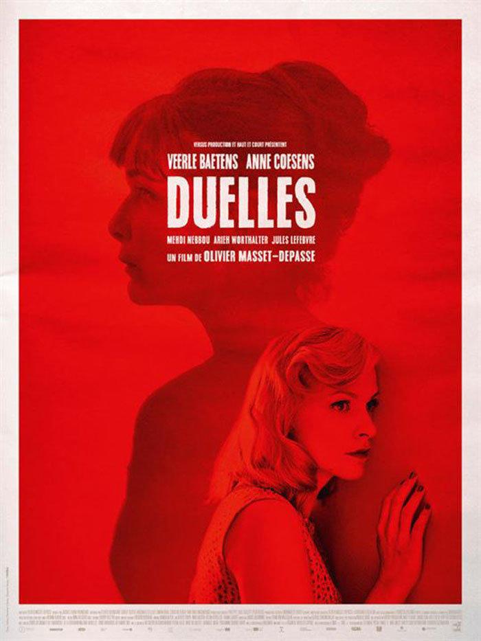 affiche du film Duelles