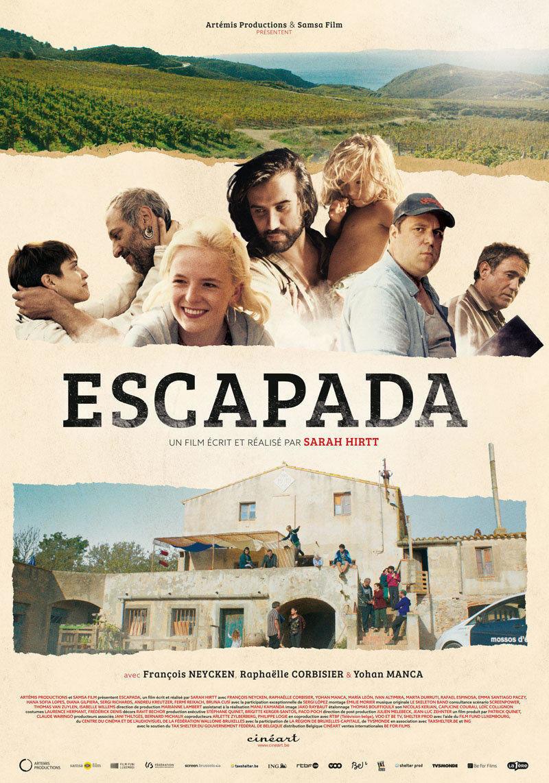 affiche du film Escapada