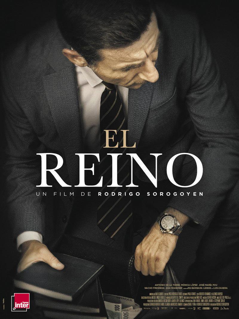 affiche du film El reino