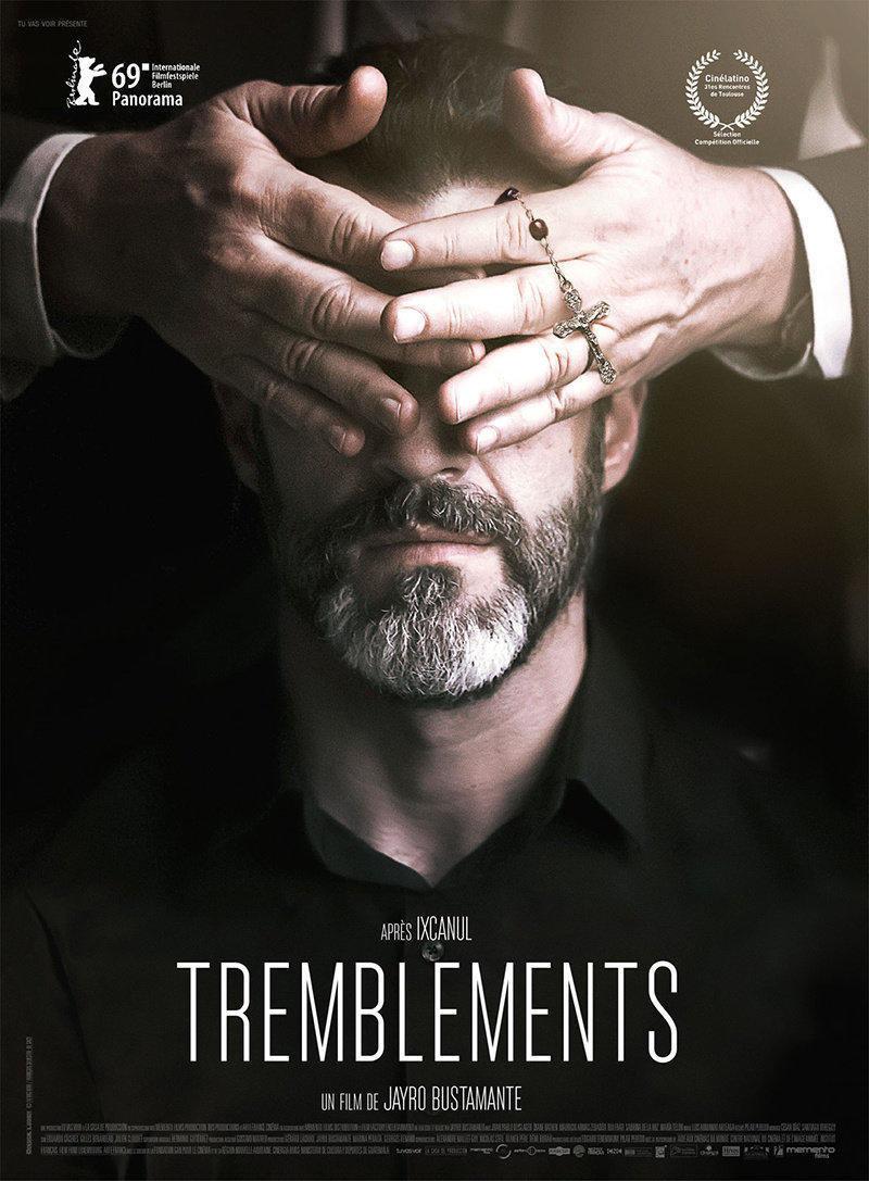 affiche du film Temblores