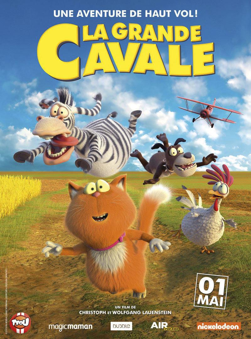 affiche du film La grande cavale